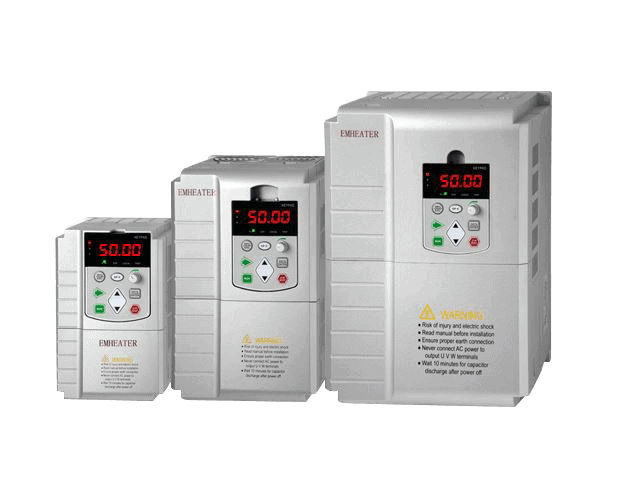 EMHEATER  Variable Speed Drives, Solar Inverters, Soft Starters and Servo Drives